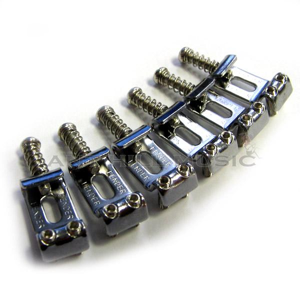 genuine fender stratocaster guitar bridge saddles. Black Bedroom Furniture Sets. Home Design Ideas