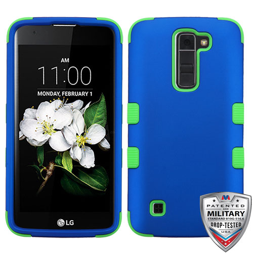 For-LG-Treasure-Tribute-K7-TUFF-Shockproof-Hybrid-Phone-Protector-Case-Cover