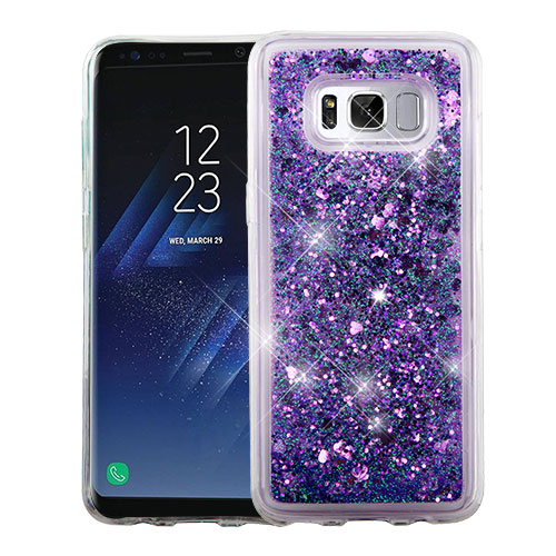samsung s8 sparkly phone case