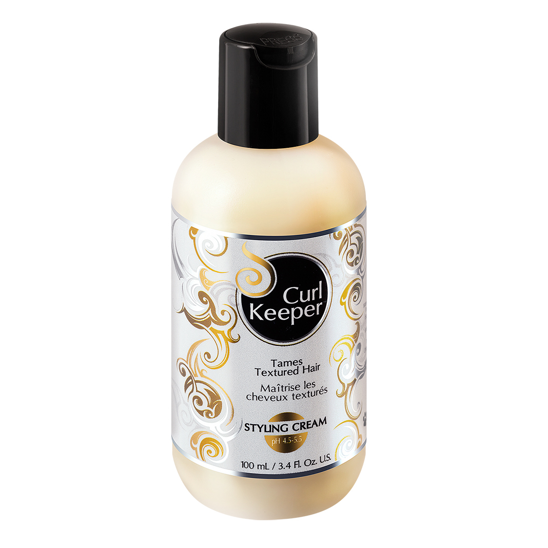styling cream for curly hair curly hair solutions curl keeper styling 3 4oz ebay 2158 | 6067 1