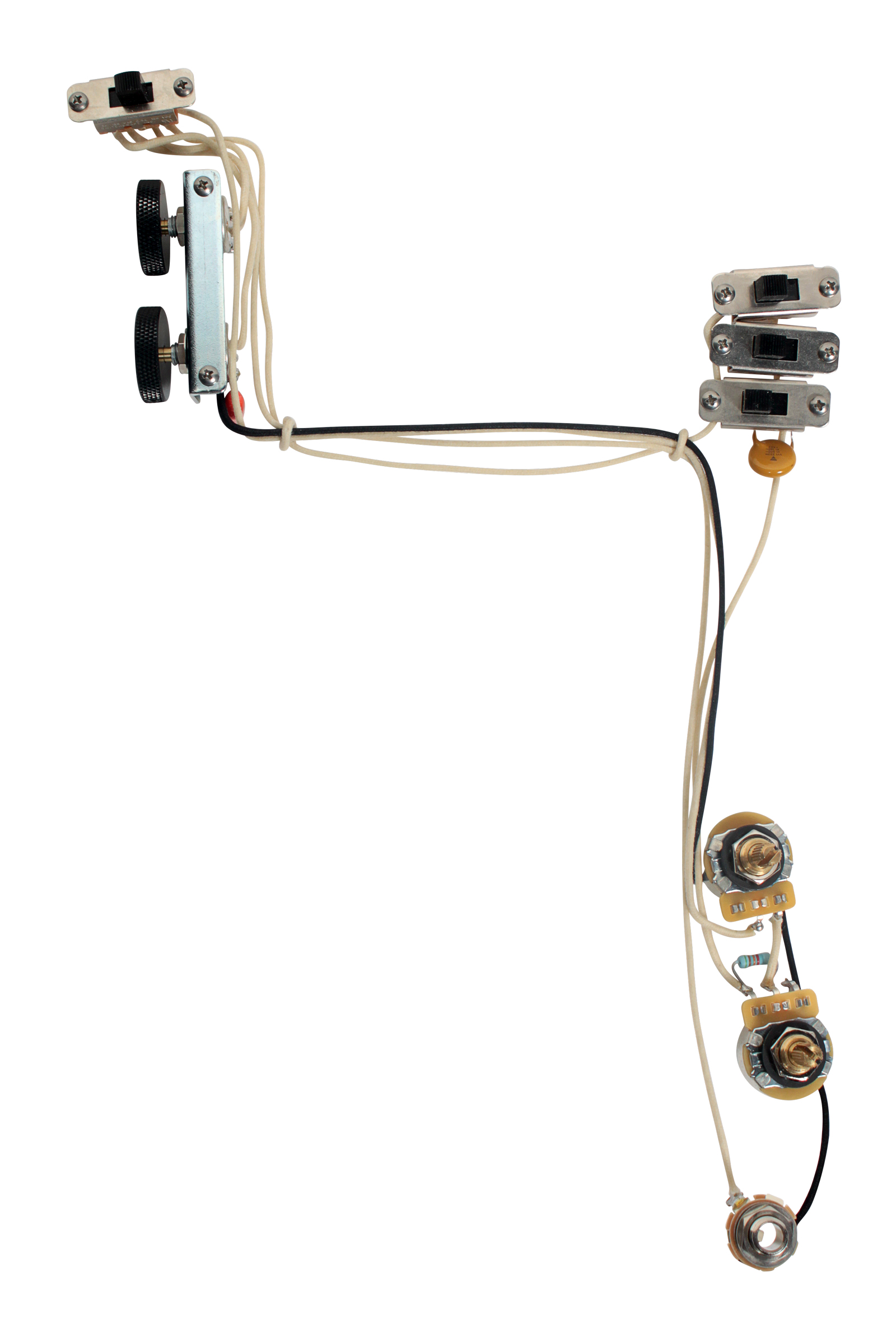 universal wiring harness kits for old cars wiring kits for jaguar toneshapers fender vintage '62 jaguar prewired harness pots switch ...