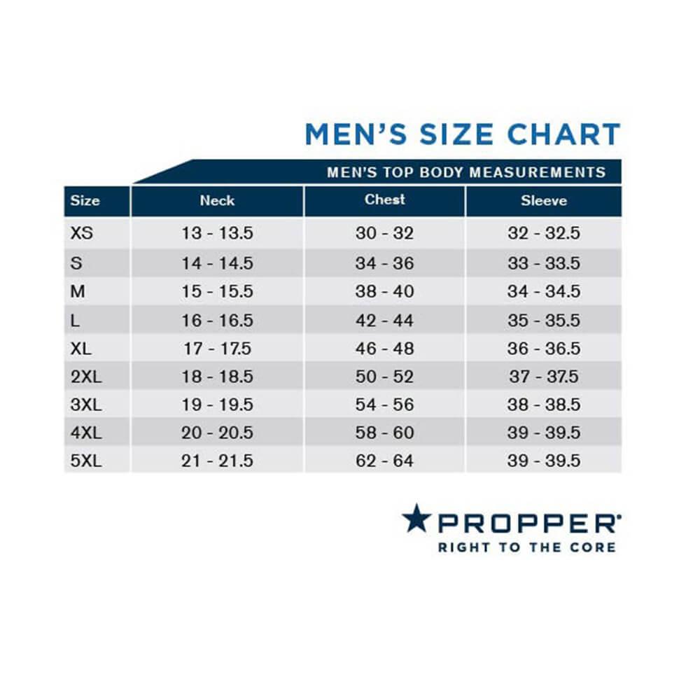 Propper-Men-039-s-Tactical-Lightweight-Wrinkle-Resistant-Shirt-Long-Sleeve-Poplin thumbnail 8