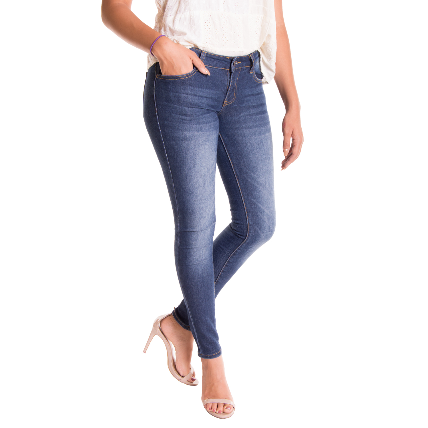 Whether you're dressing up or dressing down, jeans are a versatile item that can easily create a great outfit. Looking for a new pair of jeans? If you've got classic style, find jeans with timeless designs that work for any occasion. Straight leg jeans are not too loose and not too tight for the perfect relaxed fit.