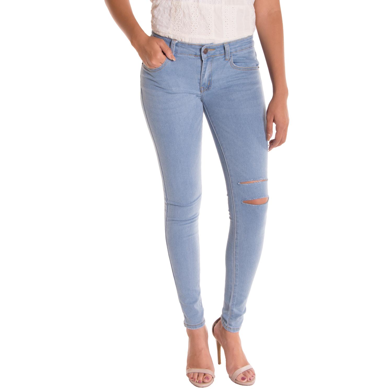 Alta Womenu0026#39;s Distressed Jeans Designer Fashion Skinny ...