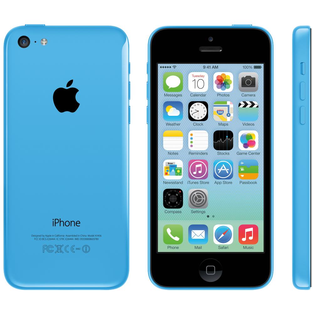 Apple Iphone C Sim Free