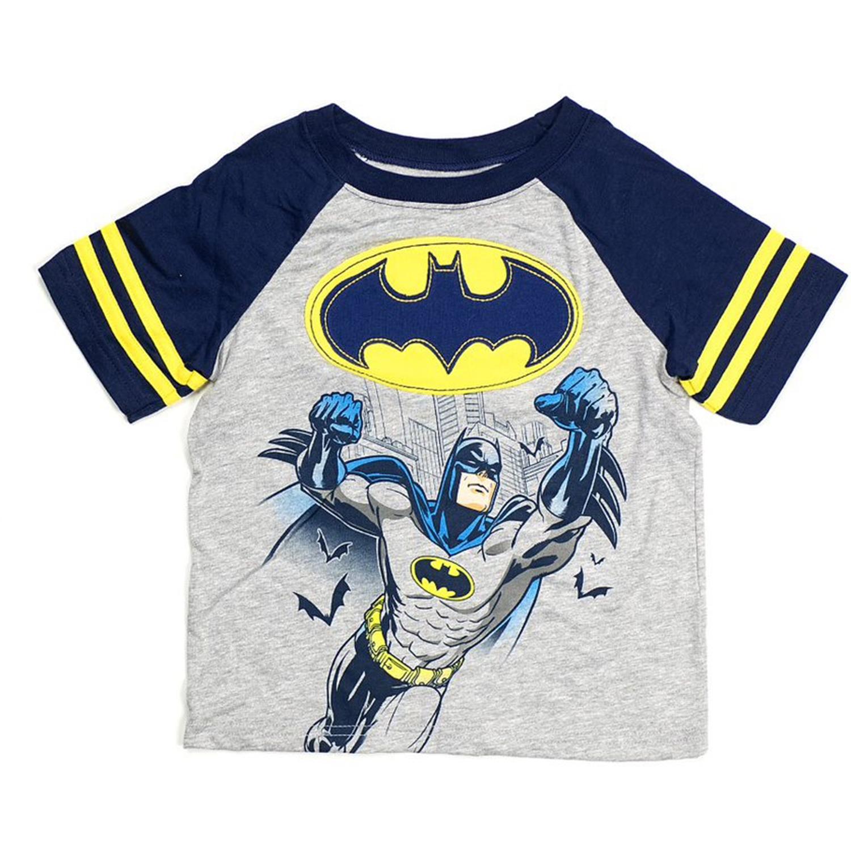 Character Unisex 3 Piezas Conjunto Ropa Batman