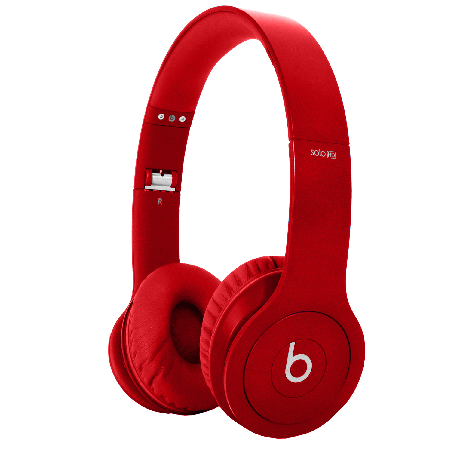 beats by dre solo high definition stereo headphones w control drenched red ebay. Black Bedroom Furniture Sets. Home Design Ideas