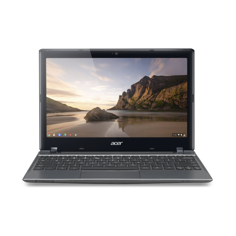 "Acer 11.6"" 16GB SSD Chromebook Laptop Intel Celeron Dual Core 4GB - C710-2815 887899105685   eBay"