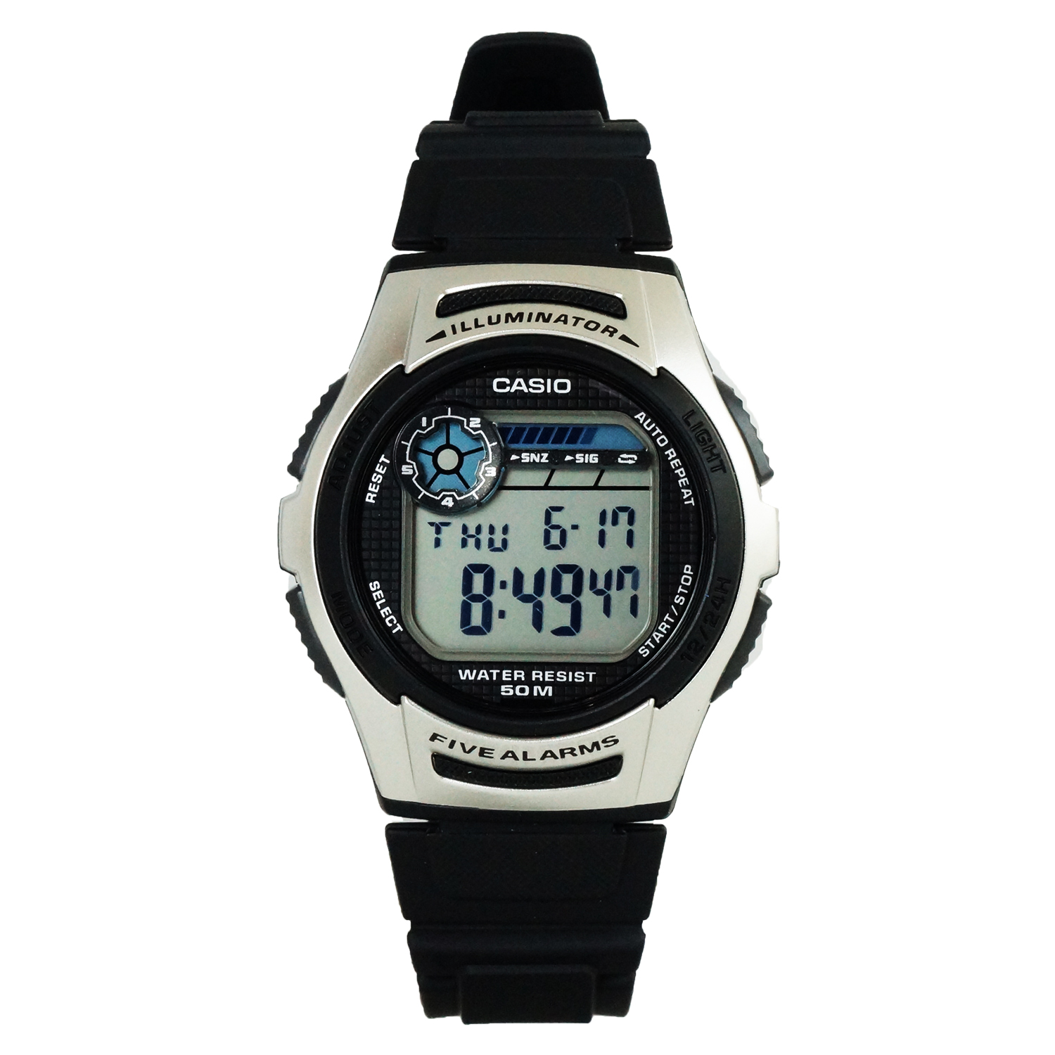 amazon reviewers mens best on to digital watch casio watches strategist sports according s men