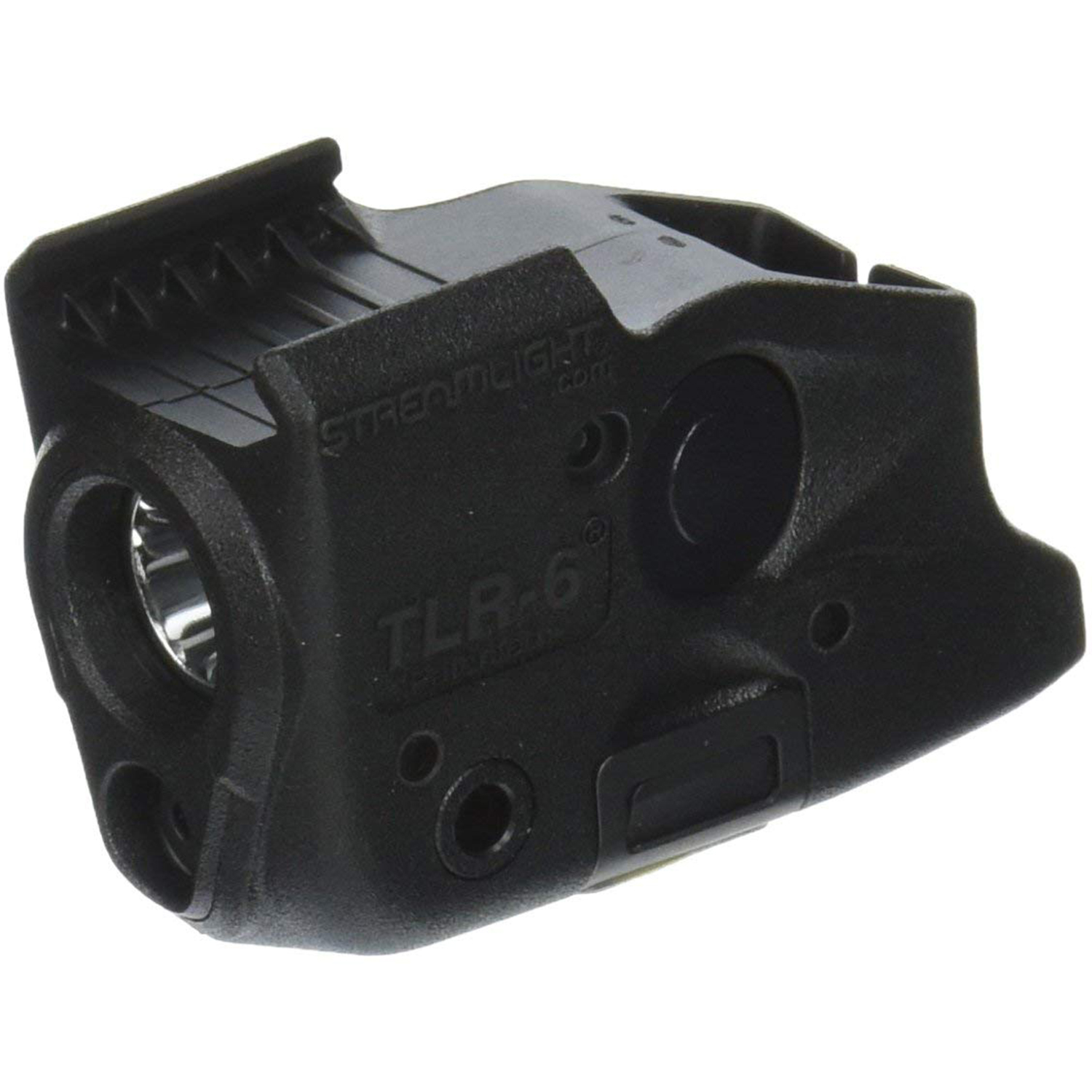 Details about Streamlight TLR-6 Fits Glock 17/22 and 19/23 Black White LED  and Red Laser,