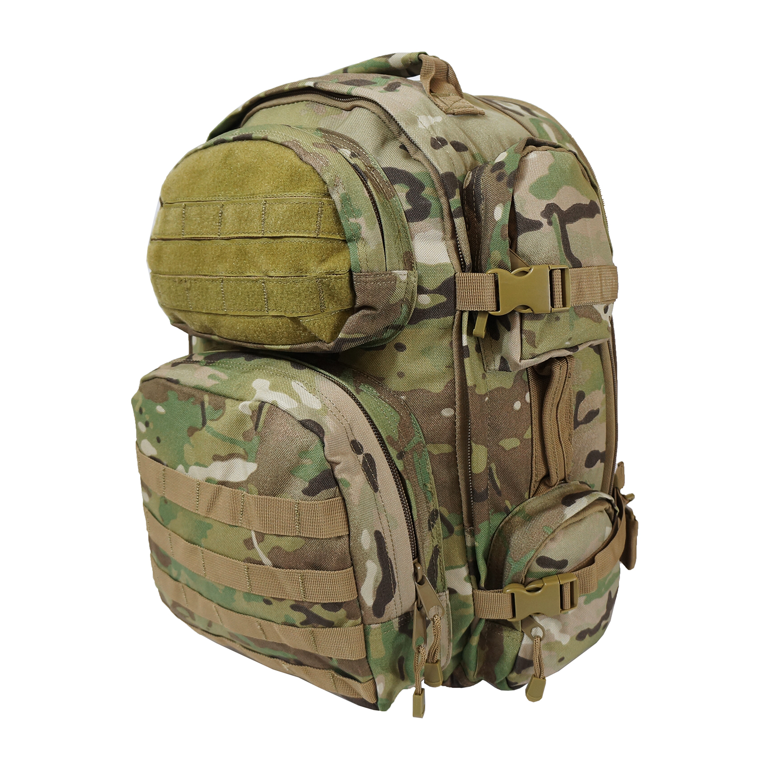 e71395efa1e7 Details about Every Day Carry B5 MULTICAM 3-Day Expandable Tactical Backpack  w  Molle Webbing