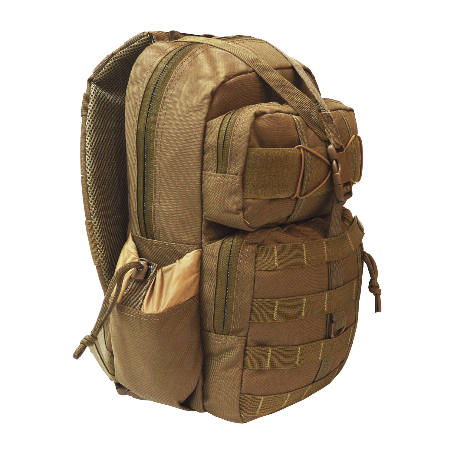 Every Day Carry Tactical Sling Day Pack MOLLE Hydration Ready ...