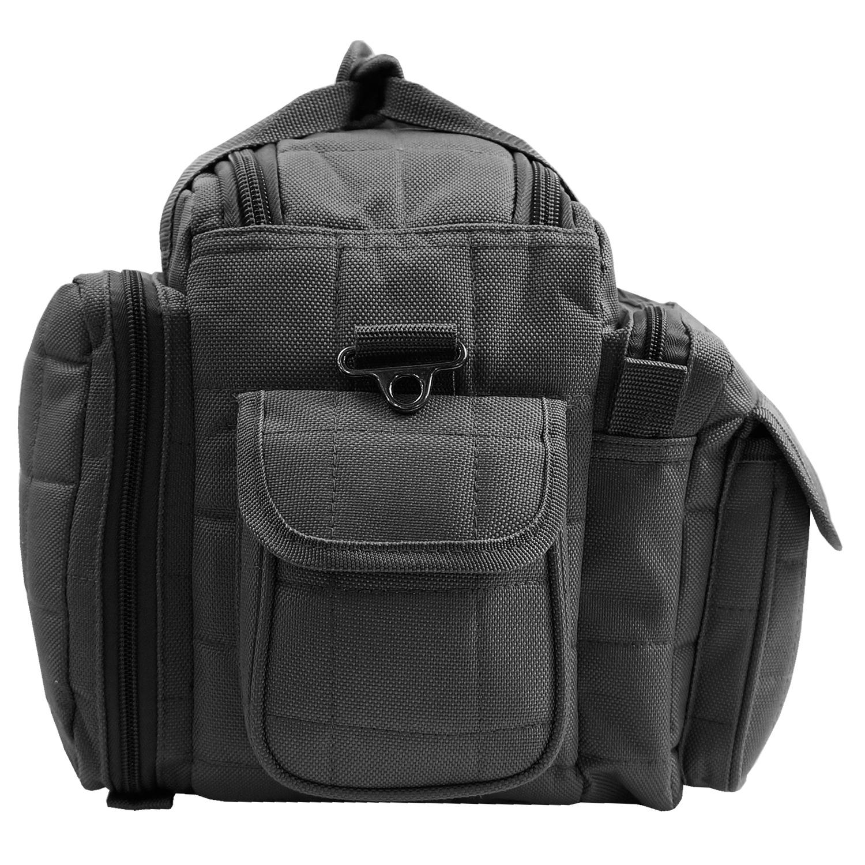 Every Day Carry Tactical Shoulder Messenger Shooting Pistol Shooting Messenger Range Bag 125fe6