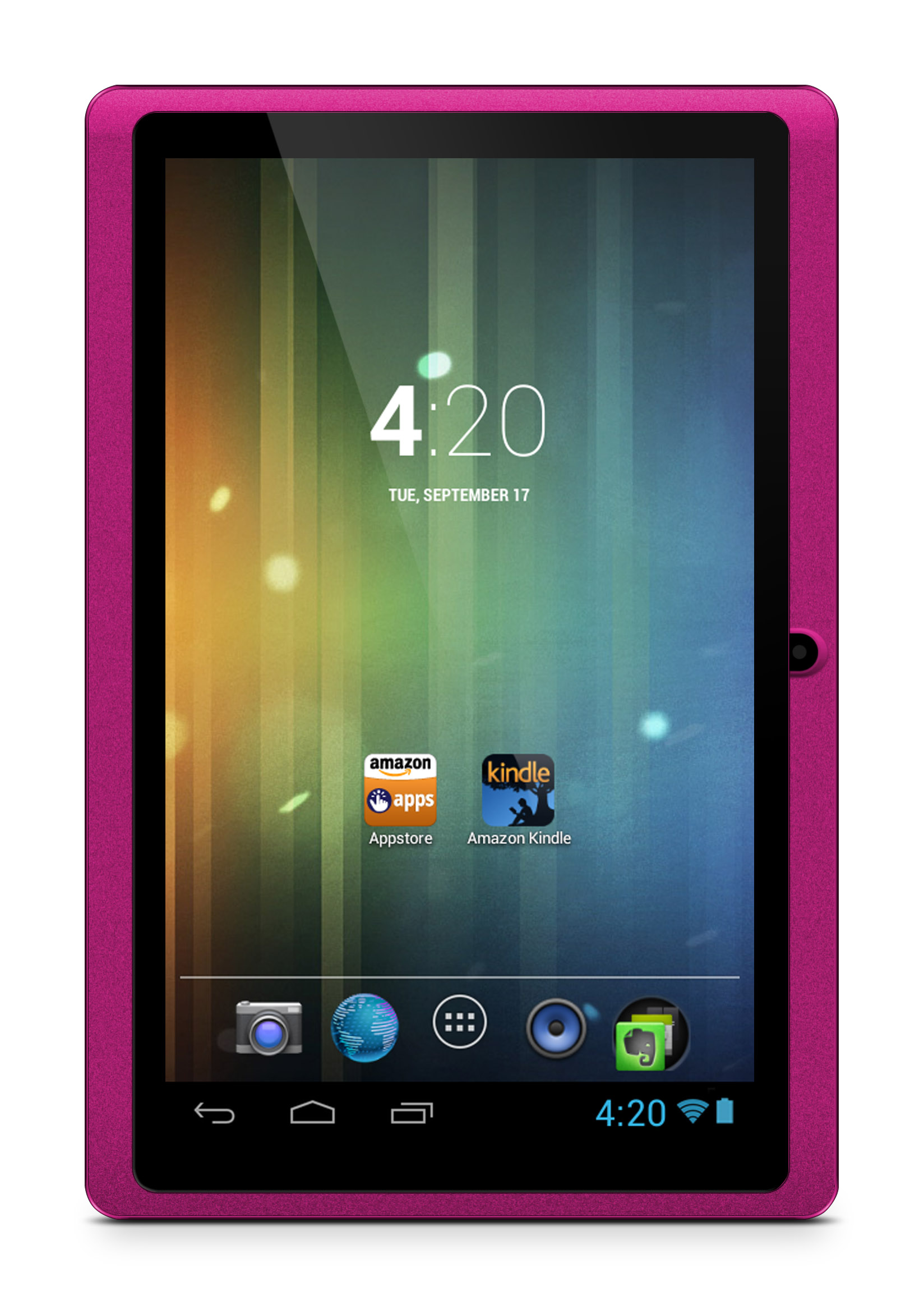 Ematic Egm003 7 Quot Android 4 2 Capacitive Multi Touch 4gb