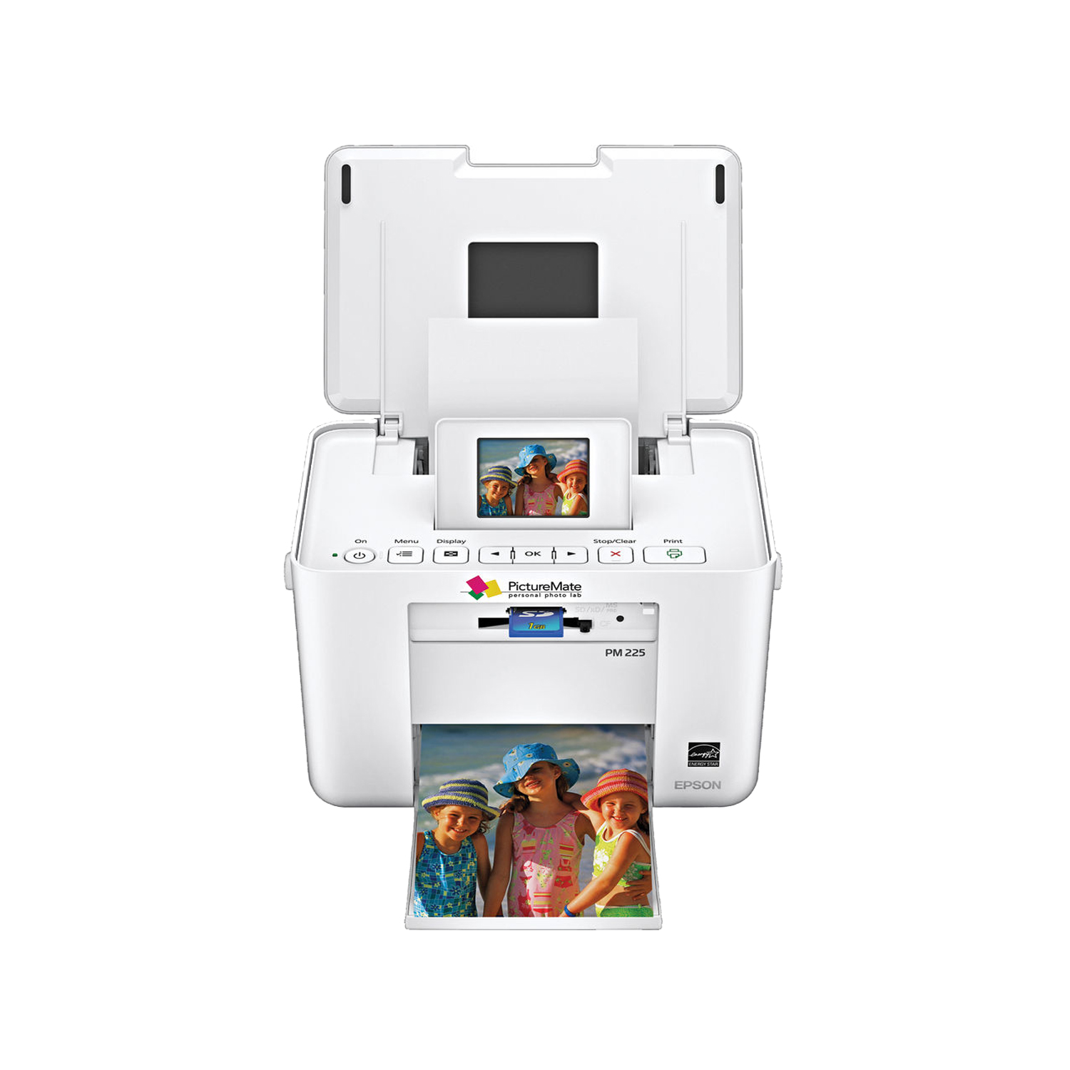 epson pm225 picturemate charm compact personal photo lab