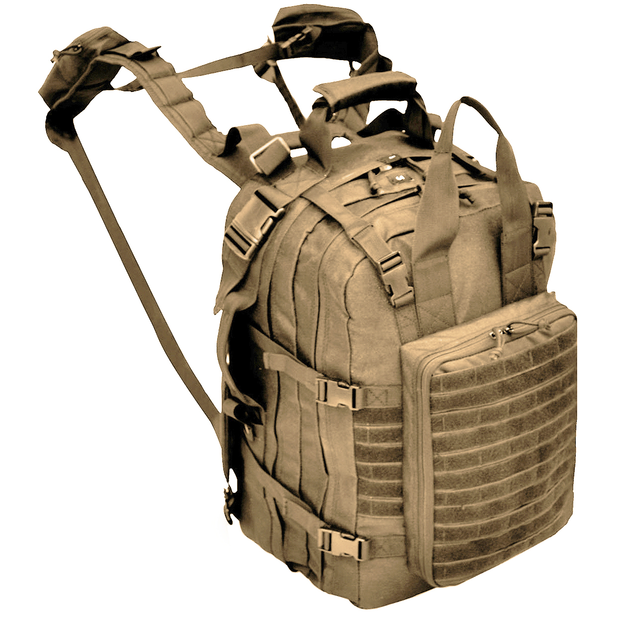 30L Military Tactical Army Rucksacks Molle Backpack Camping Hiking Outdoor Bags