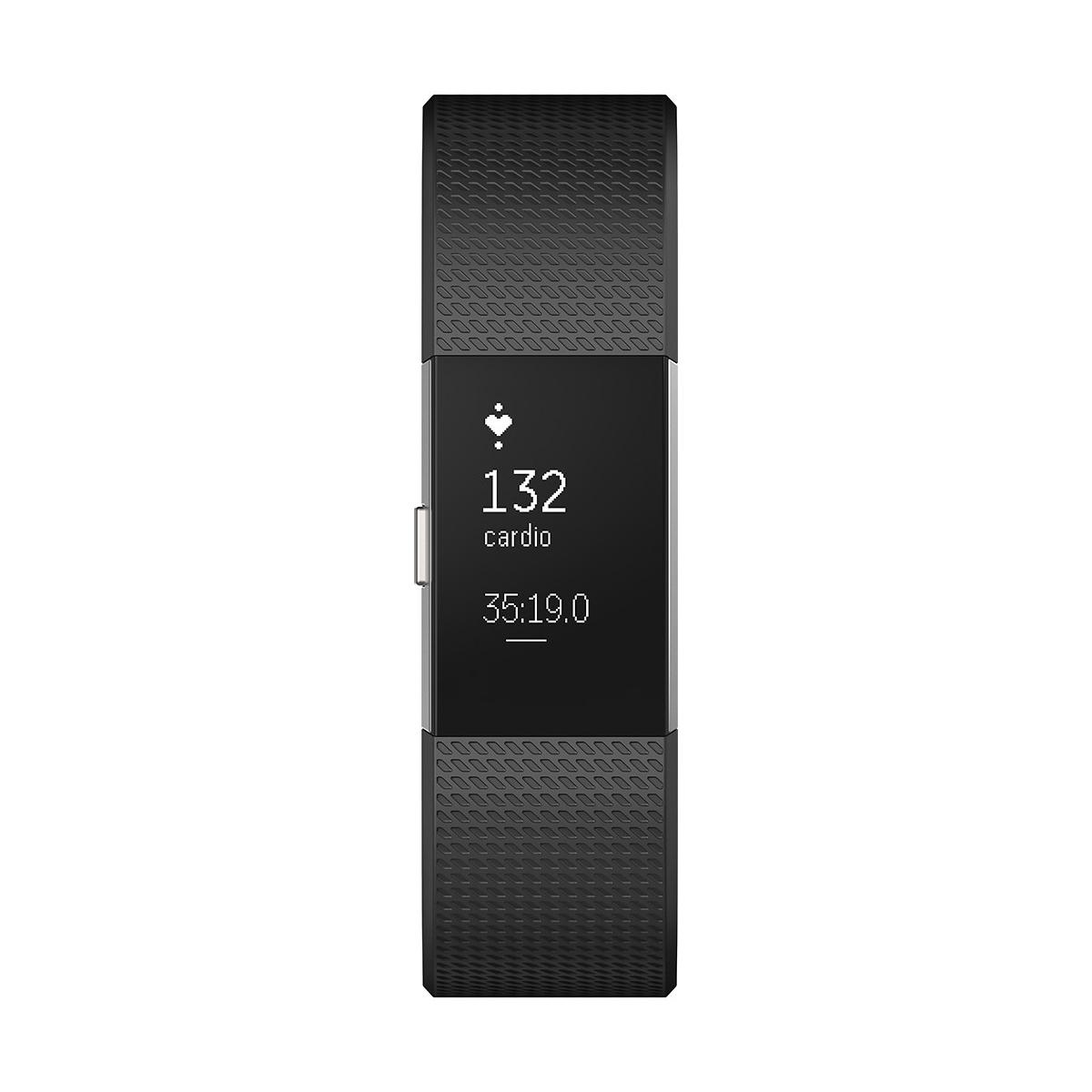 Fitbit Cargo 2 Actividad Rastreador de fitness y y y Monitor de Ritmo Cardíaco Pulsera e396f0