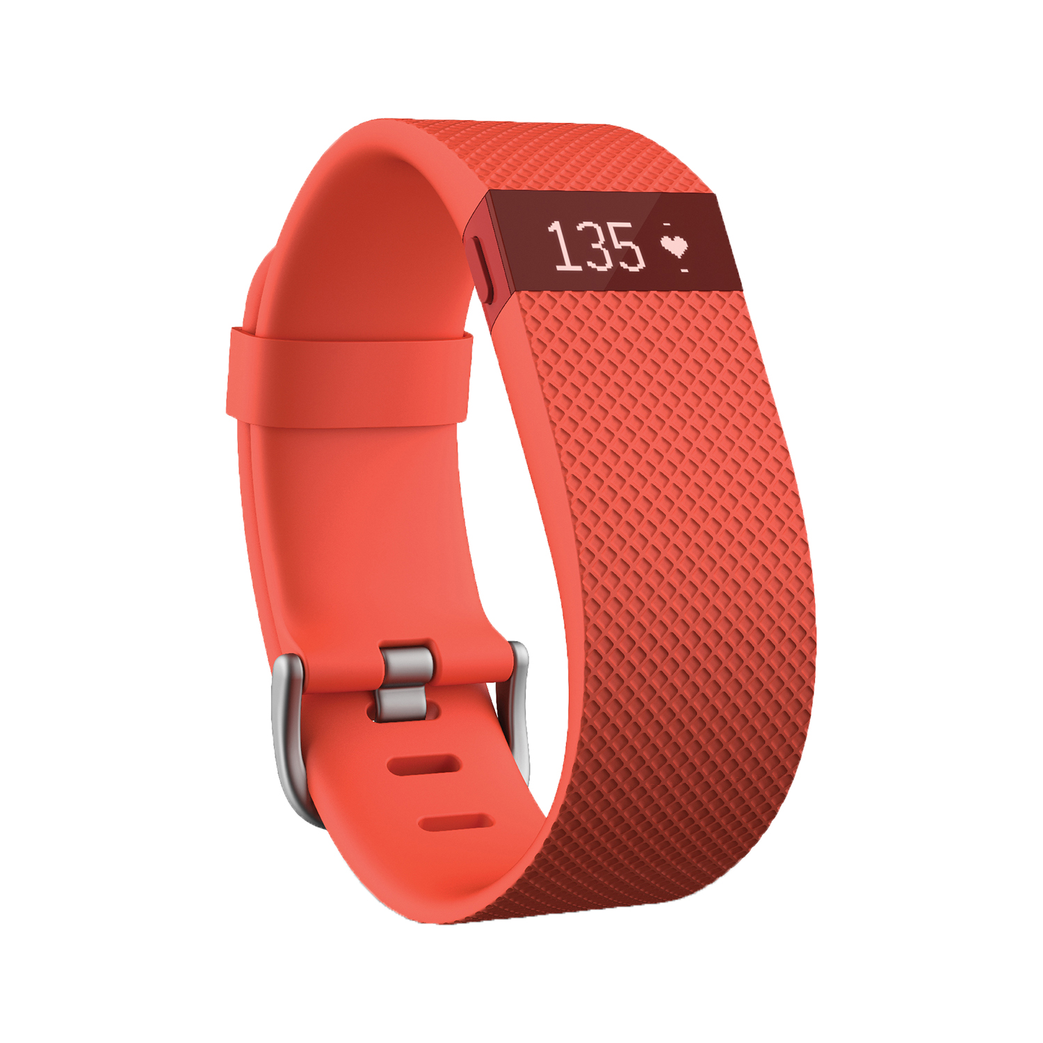 Fitbit Charge HR Heart Rate & Activity Tracker Fitness ...