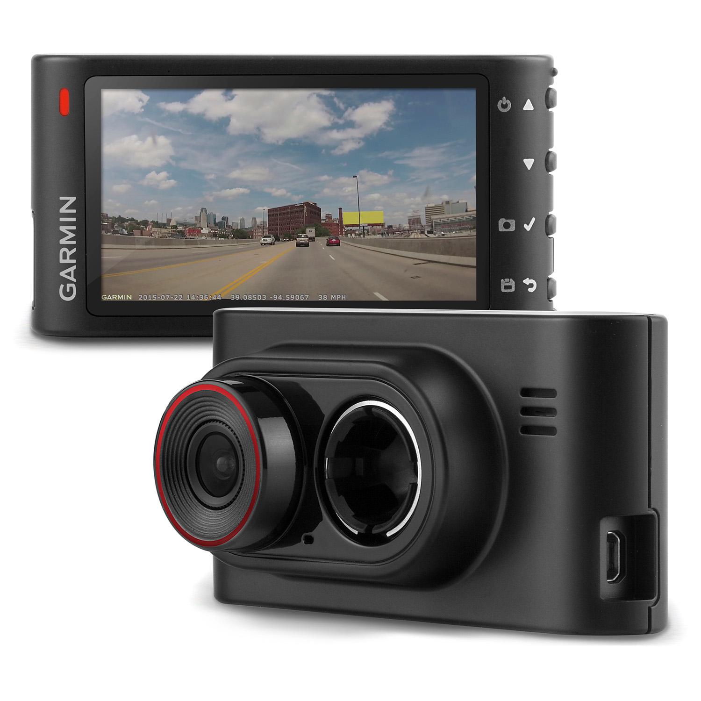 "Garmin 3"" LCD Dash Cam 35 HD Car Camera Driving Video"