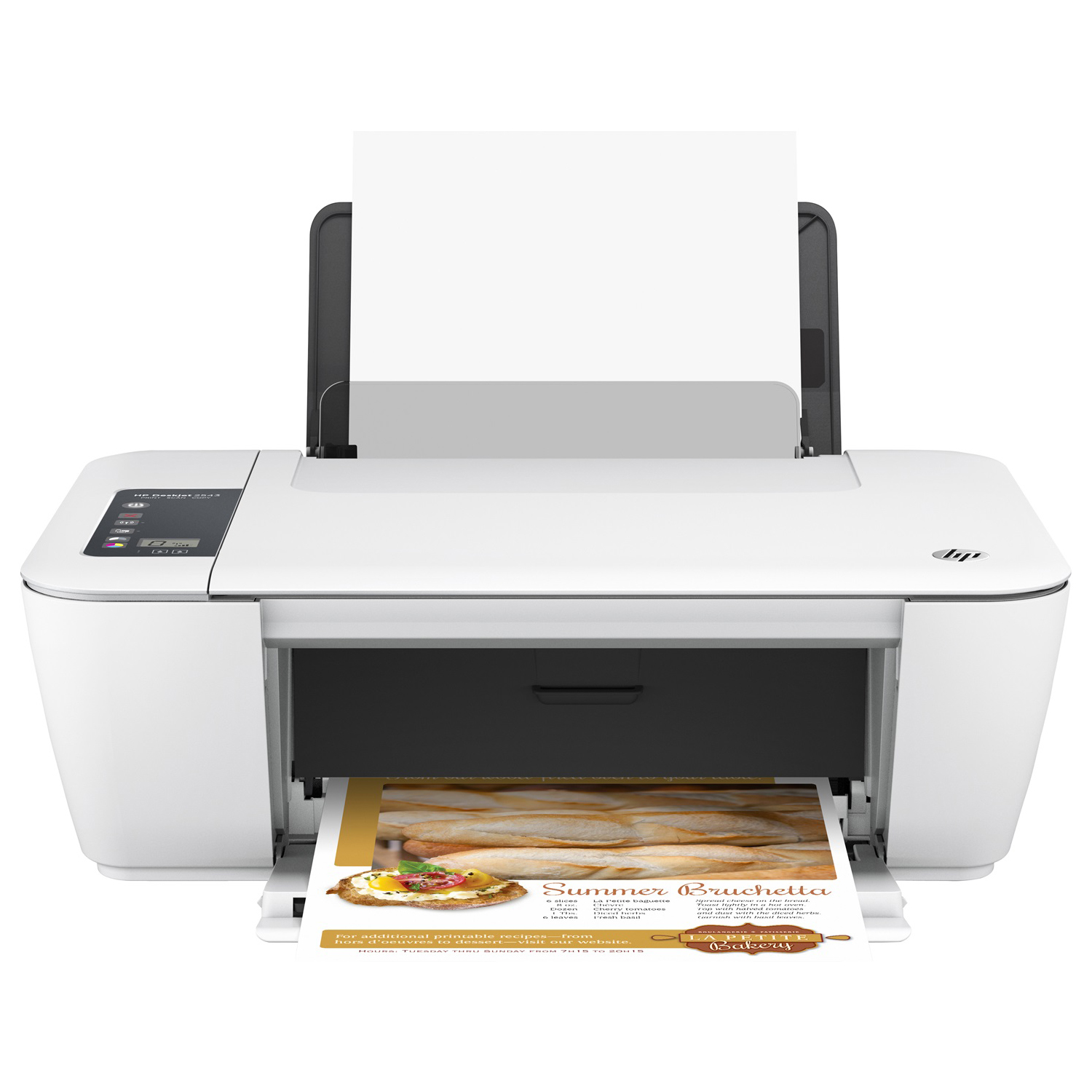 How Do I <b>Connect</b> <b>My</b> <b>HP</b> <b>Deskjet</b> 2541 <b>Printer</b> <b>to Wifi</b> ...