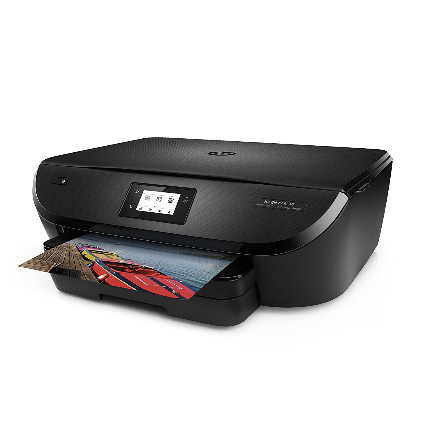 Hp Envy 5540 Wireless All In One Photo Printer With Mobile Printing