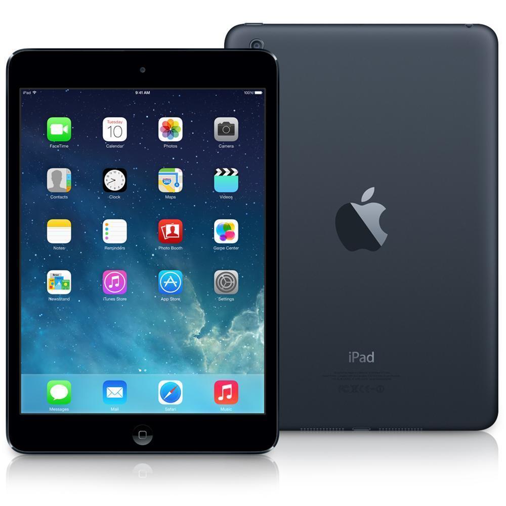 "Apple iPad mini A1432 7.9"" Tablet WiFi 16GB iOS Cam - Black / Slate -  MD528LL/A"