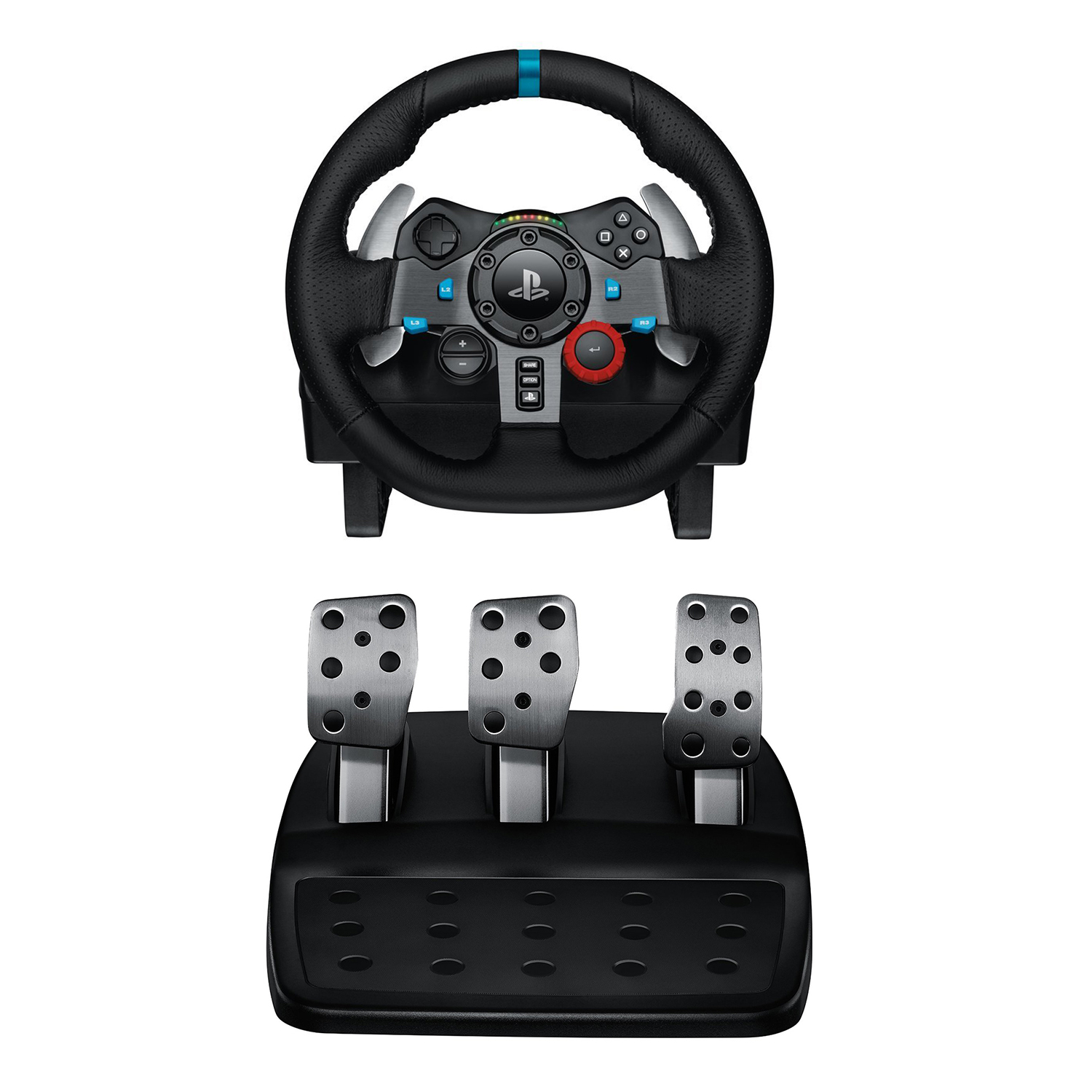 Details about Logitech G29 Driving Force Racing Wheel Dual Motor Force  Feedback for PS3 & PS4