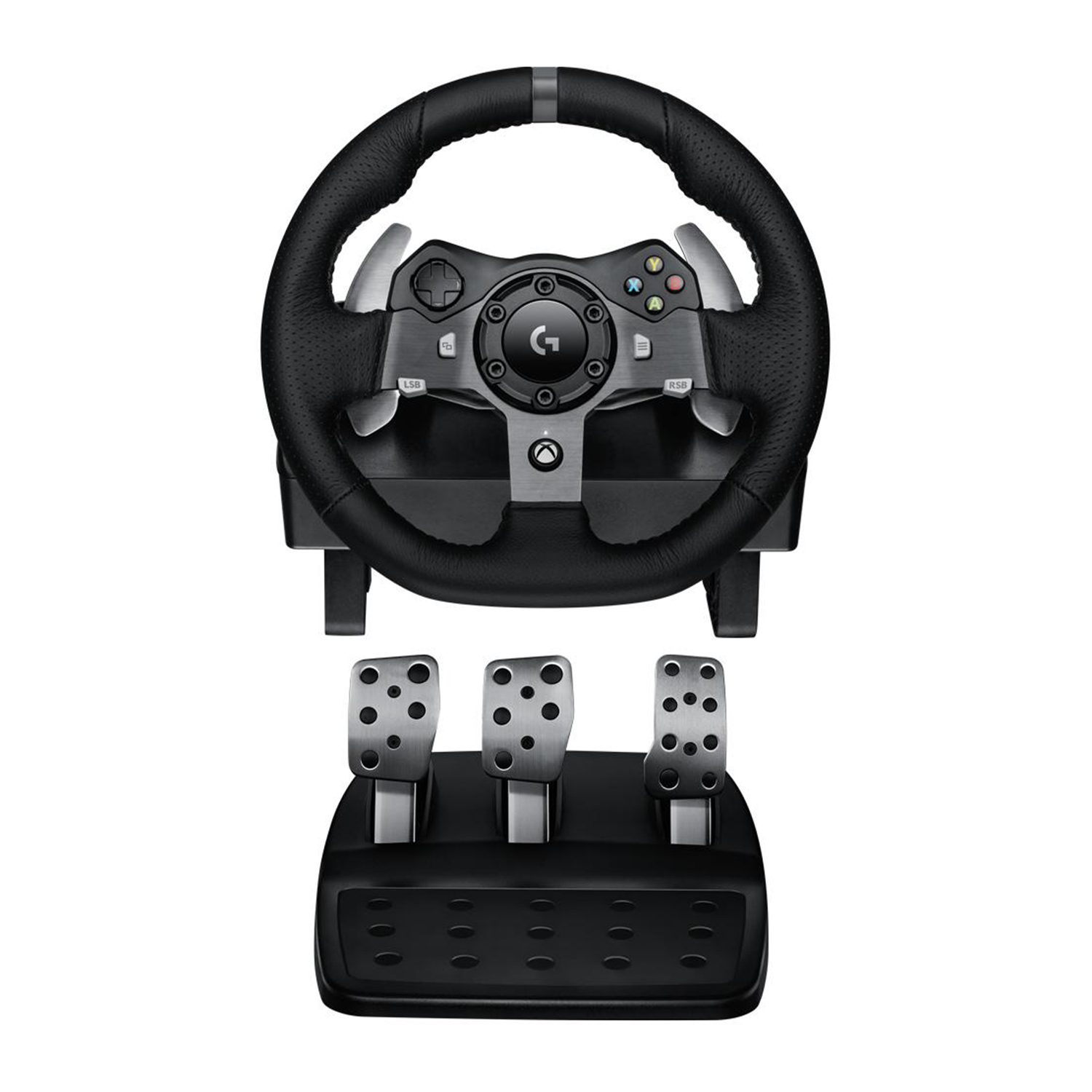 75594b8d187 Details about Logitech G920 Driving Force Racing Wheel Dual Motor Force  Feedback - Xbox and PC