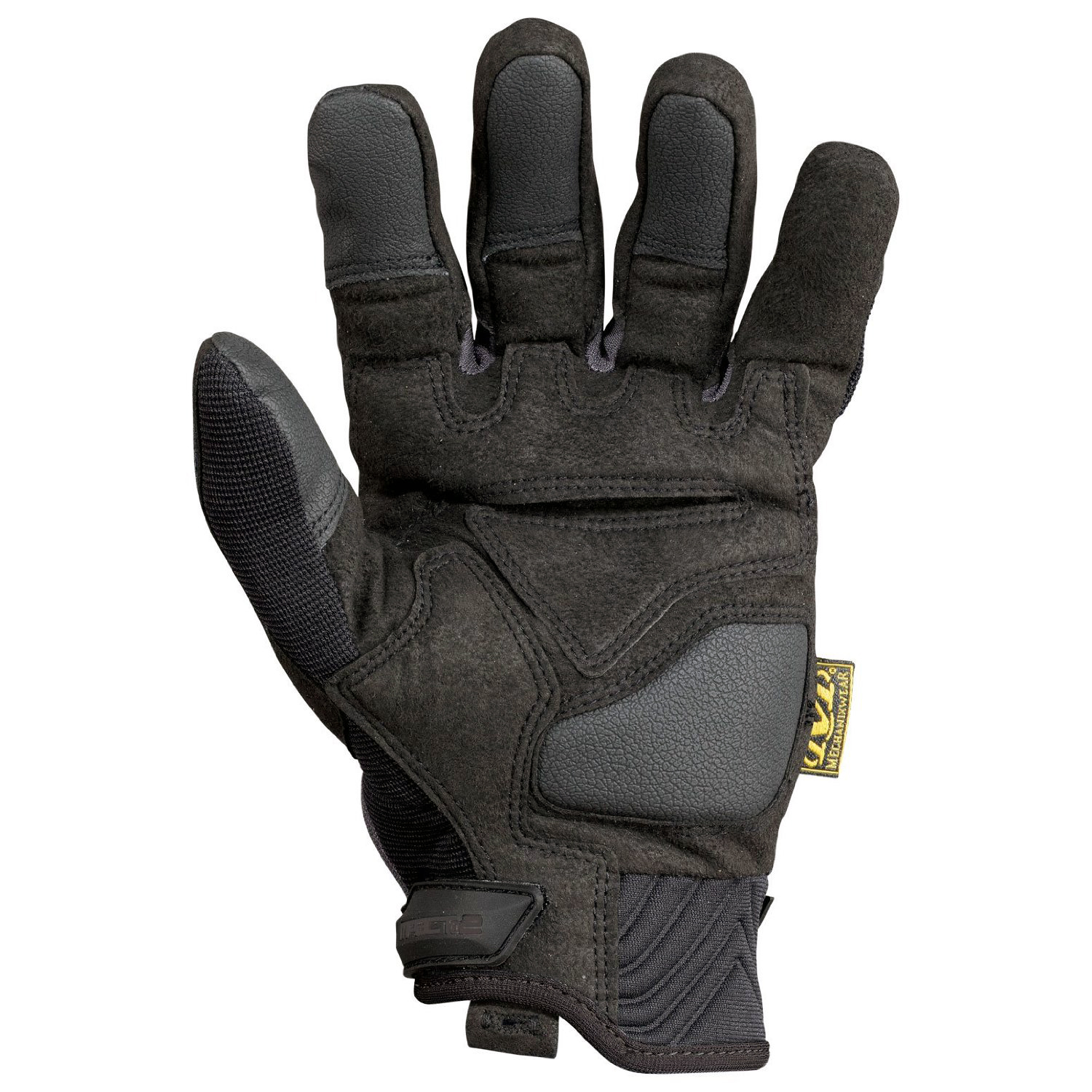 Leather work gloves m pact 2 -  Picture 4 Of 10