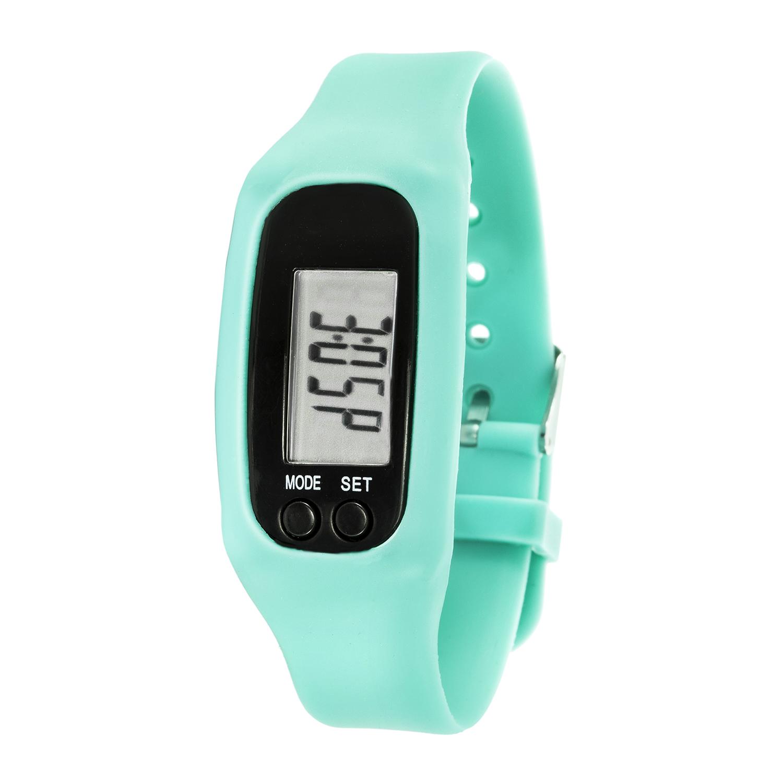 zunammy pd022 digital activity fitness tracker silicone sport watch ebay. Black Bedroom Furniture Sets. Home Design Ideas