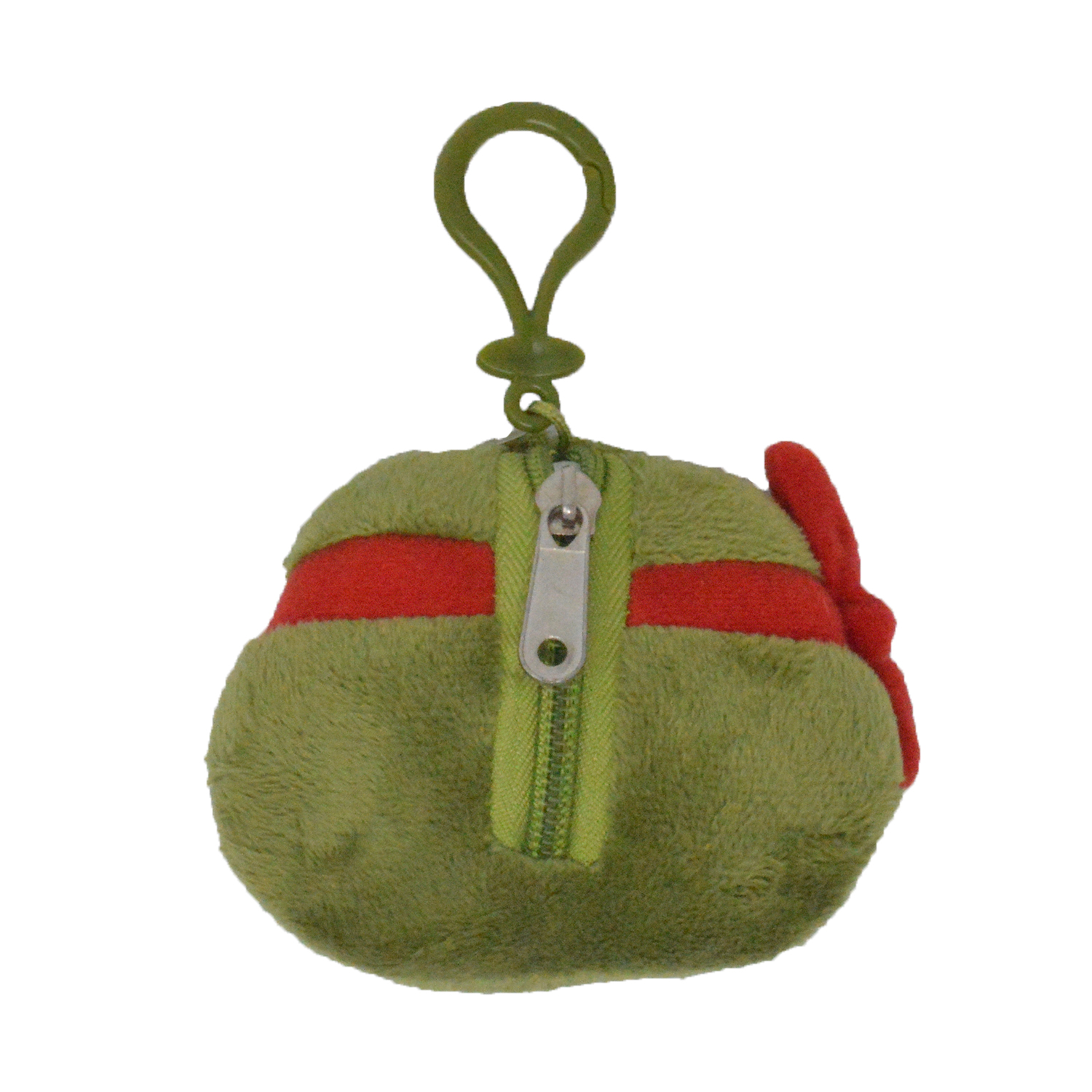 Cartoon-Plush-Coin-Clip-Toy-Bag-with-Zipper-for-Backpacks-Multiple-Styles thumbnail 40