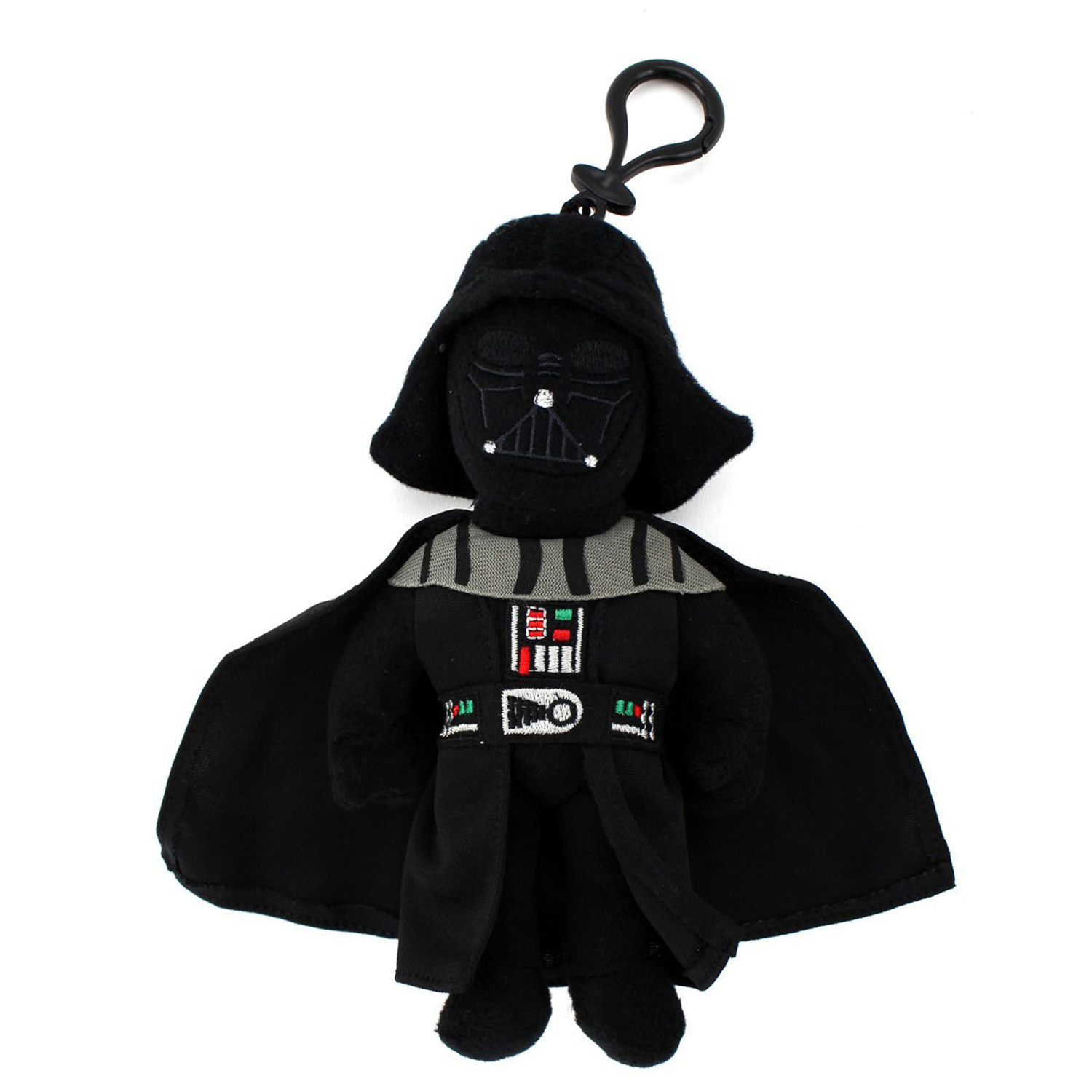 Cartoon-Plush-Coin-Clip-Toy-Bag-with-Zipper-for-Backpacks-Multiple-Styles thumbnail 29