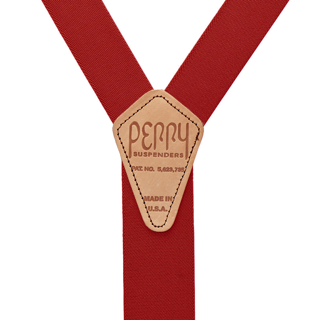 miniature 31 - Perry-Hook-On-Belt-Suspenders-The-Original-All-Colors-Regular-and-Big-amp-Tall