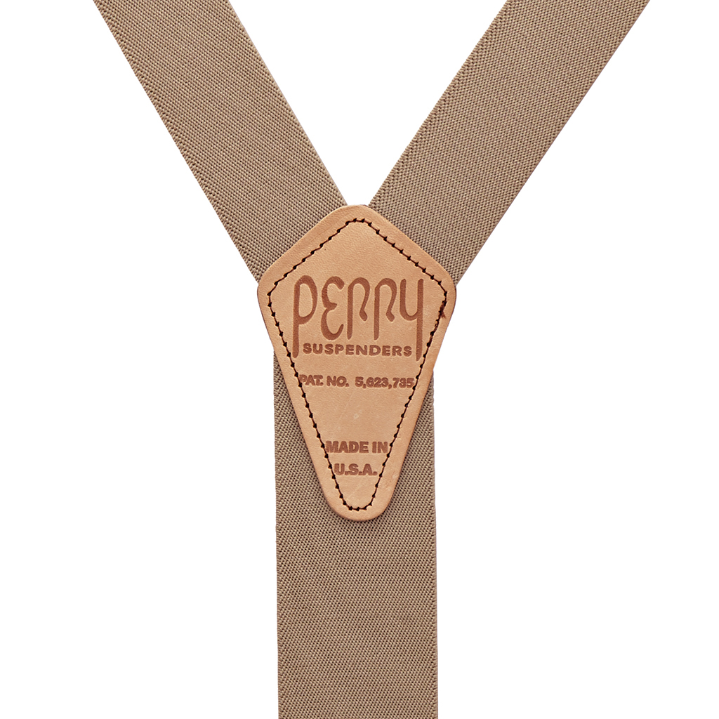 miniature 33 - Perry-Hook-On-Belt-Suspenders-The-Original-All-Colors-Regular-and-Big-amp-Tall