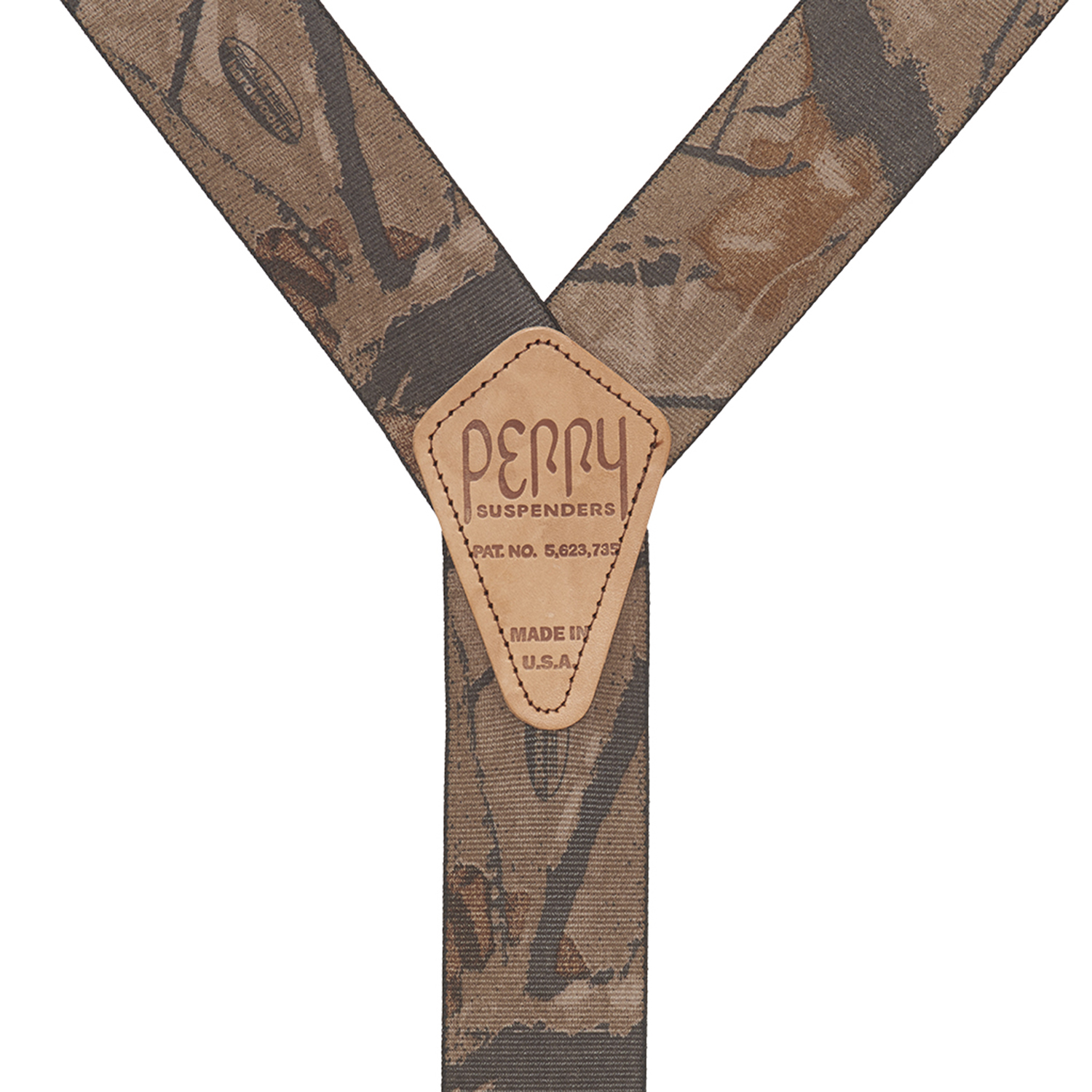 miniature 25 - Perry-Hook-On-Belt-Suspenders-The-Original-All-Colors-Regular-and-Big-amp-Tall