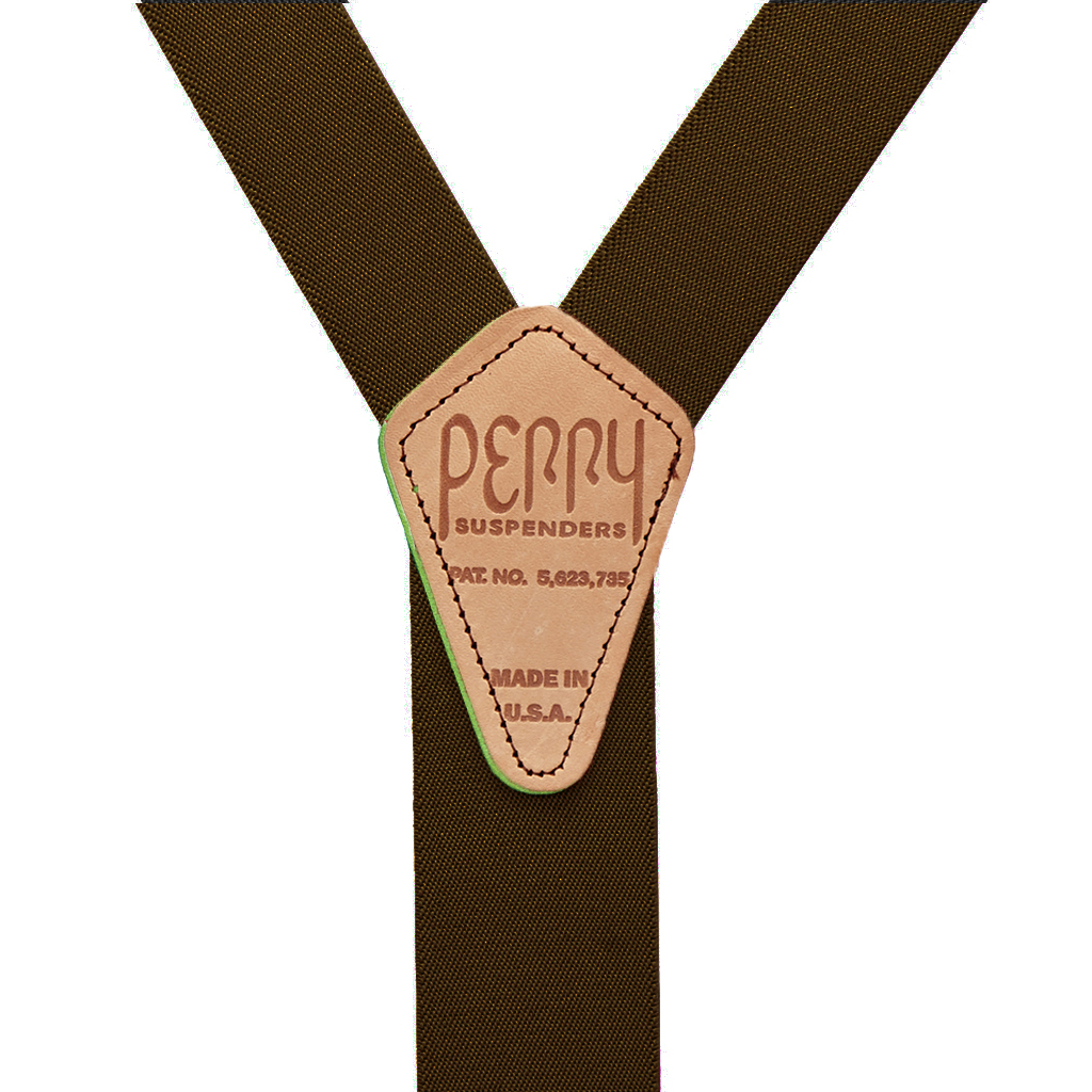 miniature 7 - Perry-Hook-On-Belt-Suspenders-The-Original-All-Colors-Regular-and-Big-amp-Tall