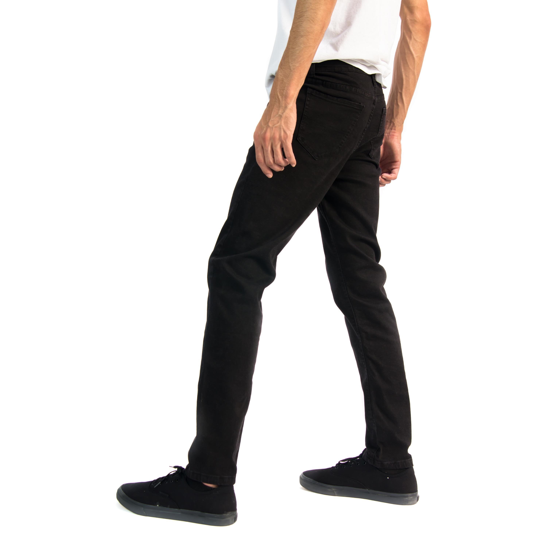 Alta-Designer-Fashion-Mens-Slim-Fit-Skinny-Denim-Jeans-Multiple-Colors-amp-Sizes thumbnail 6