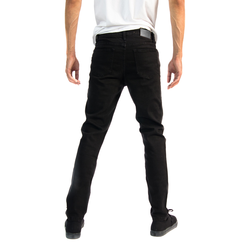 Alta-Designer-Fashion-Mens-Slim-Fit-Skinny-Denim-Jeans-Multiple-Colors-amp-Sizes thumbnail 4