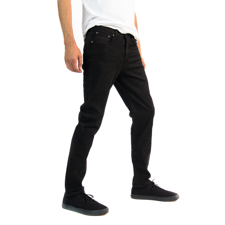 Alta-Designer-Fashion-Mens-Slim-Fit-Skinny-Denim-Jeans-Multiple-Colors-amp-Sizes thumbnail 5