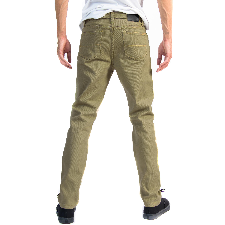Alta-Designer-Fashion-Mens-Slim-Fit-Skinny-Denim-Jeans-Multiple-Colors-amp-Sizes thumbnail 18