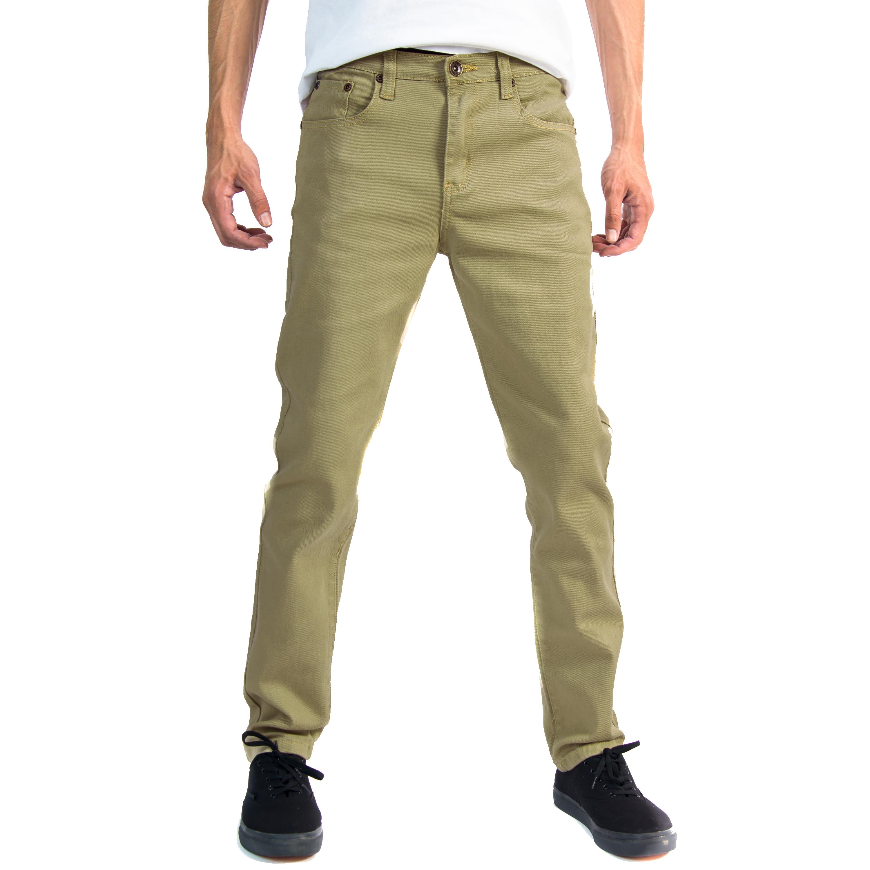 Jack /& Jones Mens Designer Branded Slim Fit Stretch Black Jeans BNWT