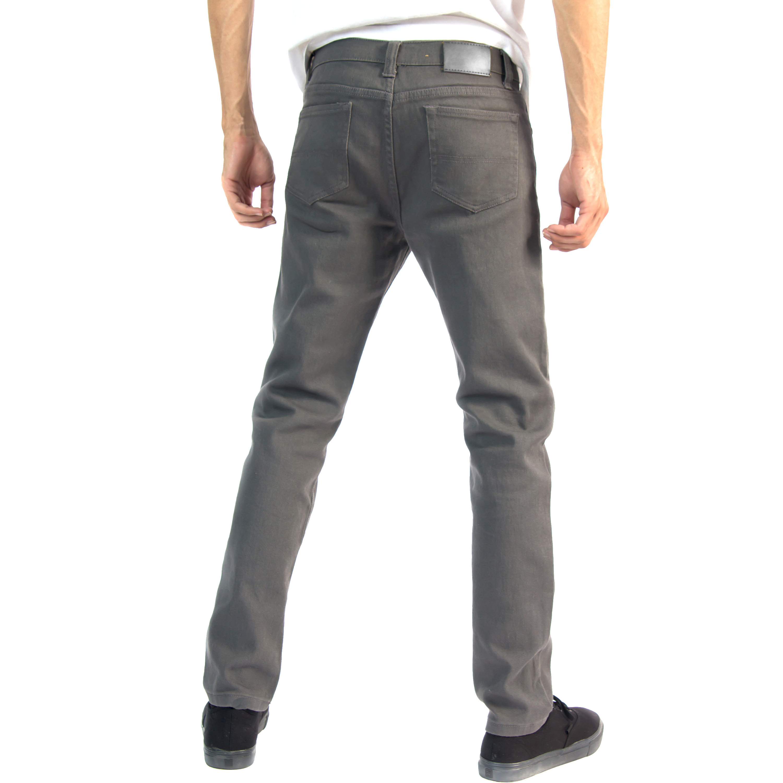 Alta-Designer-Fashion-Mens-Slim-Fit-Skinny-Denim-Jeans-Multiple-Colors-amp-Sizes thumbnail 26