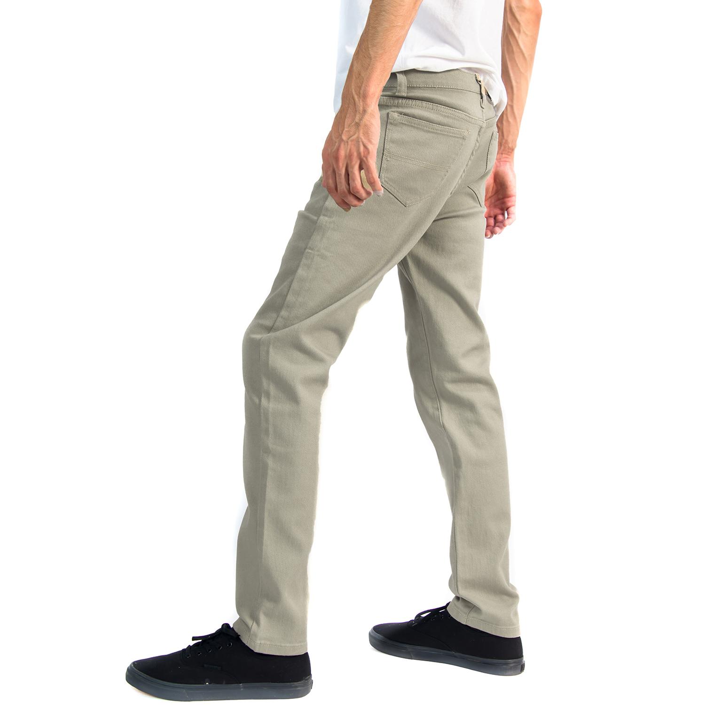 Alta-Designer-Fashion-Mens-Slim-Fit-Skinny-Denim-Jeans-Multiple-Colors-amp-Sizes thumbnail 36