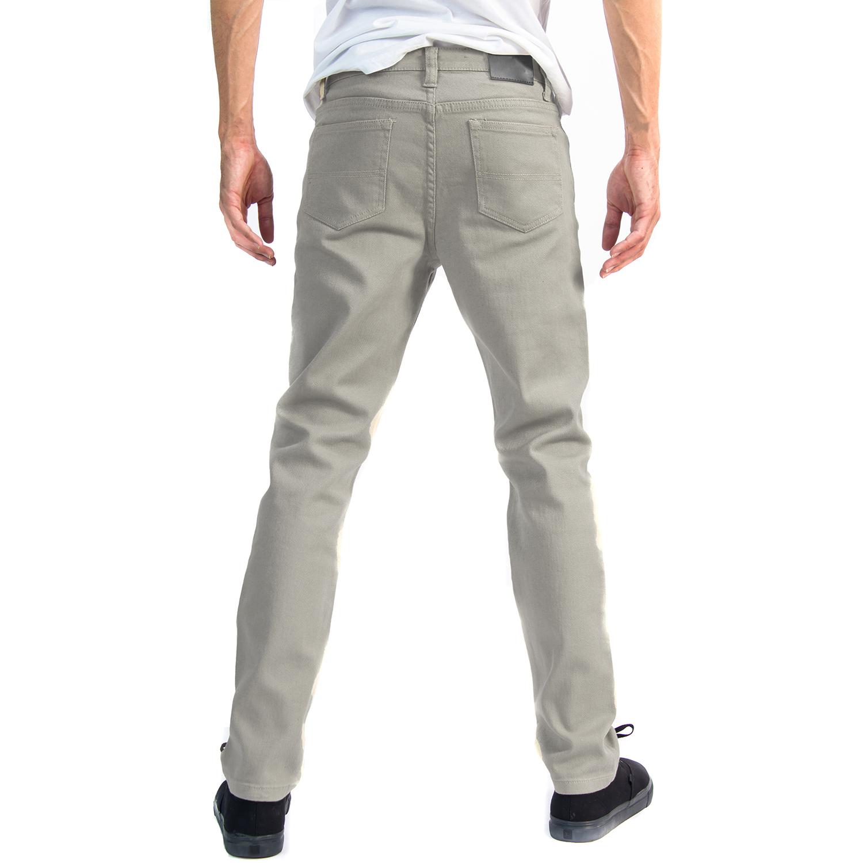Alta-Designer-Fashion-Mens-Slim-Fit-Skinny-Denim-Jeans-Multiple-Colors-amp-Sizes thumbnail 37