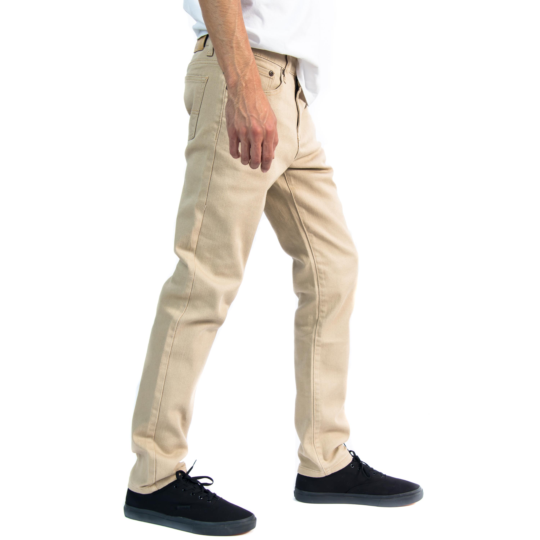 Alta-Designer-Fashion-Mens-Slim-Fit-Skinny-Denim-Jeans-Multiple-Colors-amp-Sizes thumbnail 32