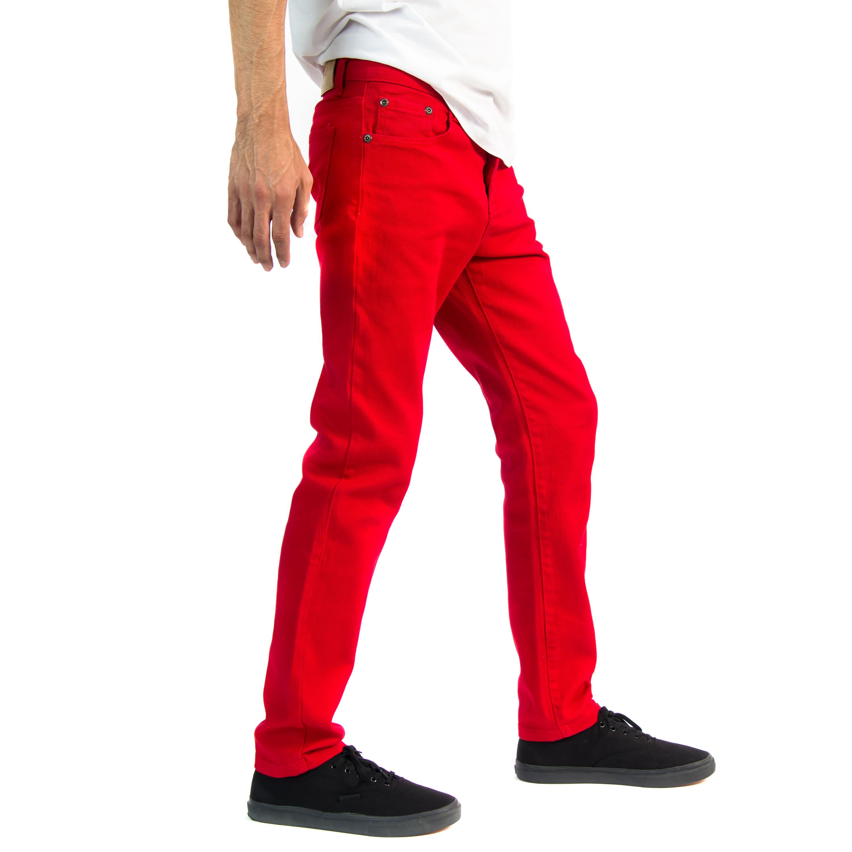 Alta-Designer-Fashion-Mens-Slim-Fit-Skinny-Denim-Jeans-Multiple-Colors-amp-Sizes thumbnail 47