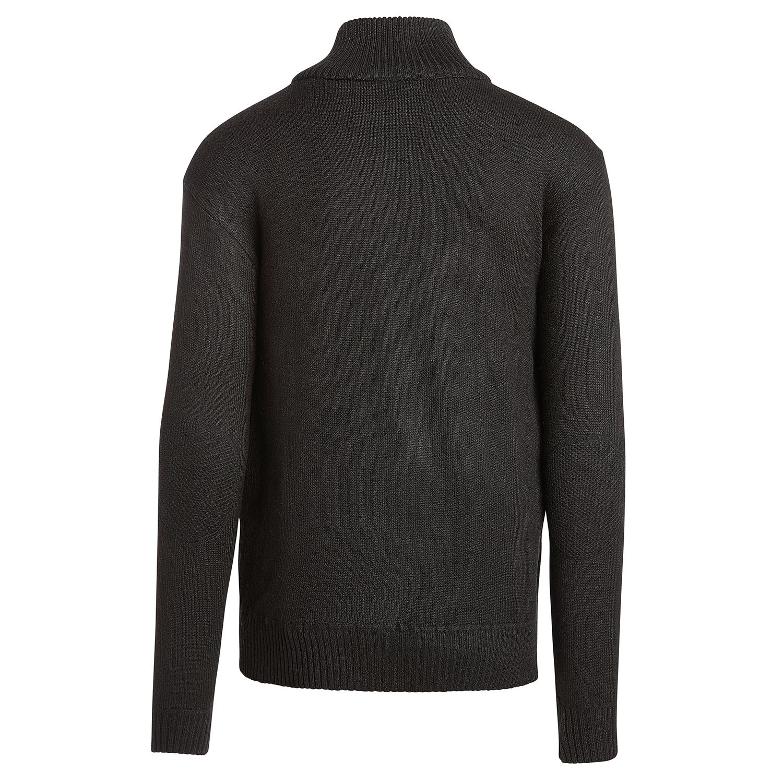 Alta-Men-039-s-Casual-Long-Sleeve-Full-Zip-Mock-Neck-Sweater-Jacket thumbnail 5