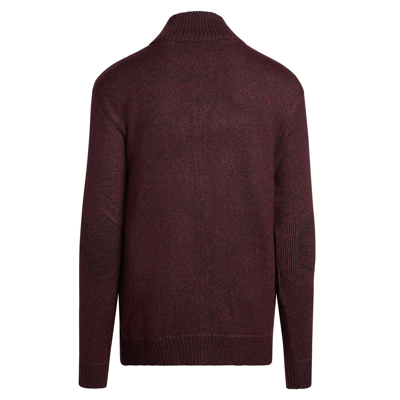 Alta-Men-039-s-Casual-Long-Sleeve-Full-Zip-Mock-Neck-Sweater-Jacket thumbnail 14