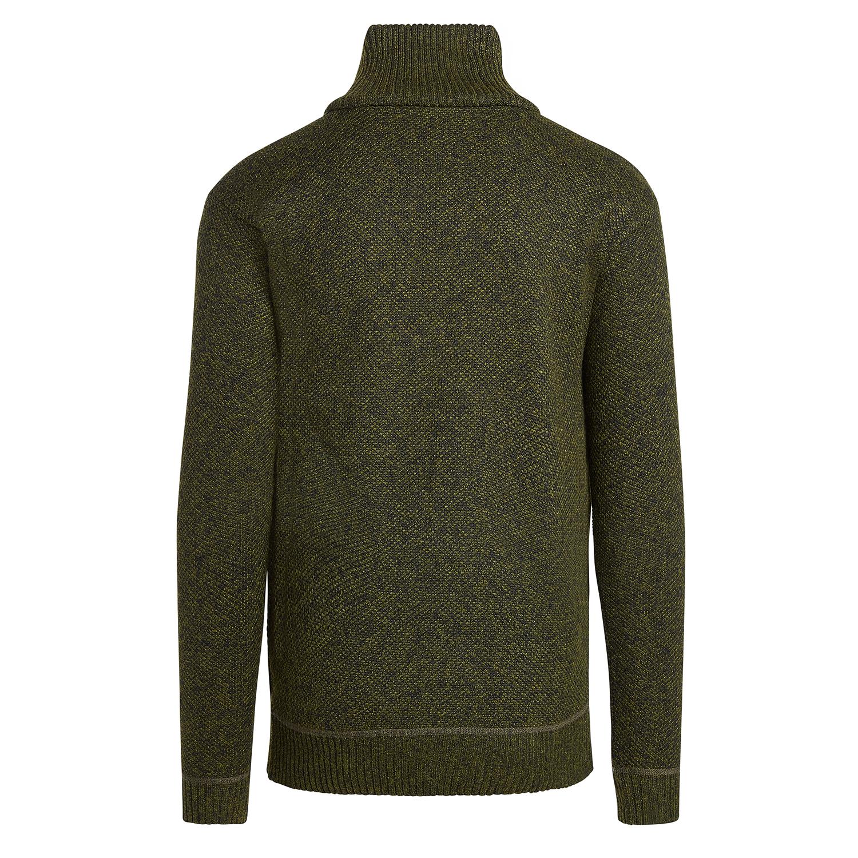 Alta-Men-039-s-Casual-Fleece-Lined-Half-Zip-Sweater-Jacket thumbnail 11