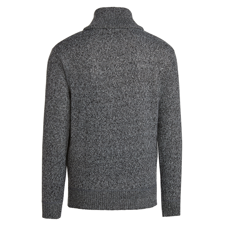 Alta-Men-039-s-Casual-Fleece-Lined-Half-Zip-Sweater-Jacket thumbnail 8